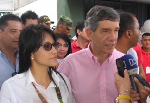 Rafael Pardo anuncia cuatro acciones de paz para el Putumayo