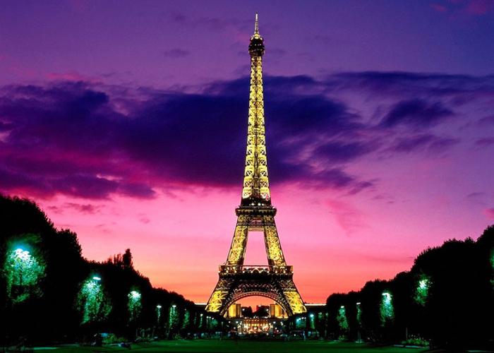 A los siete años conocí París