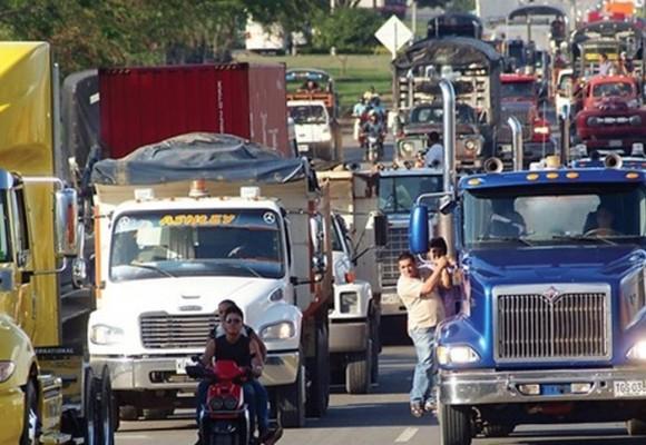 Paro Camionero: otro azote al pueblo del Caquetá