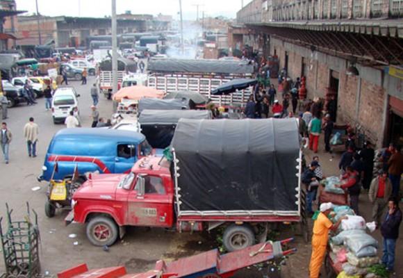 'El Paro Camionero afecta a la cadena productiva de Corabastos'