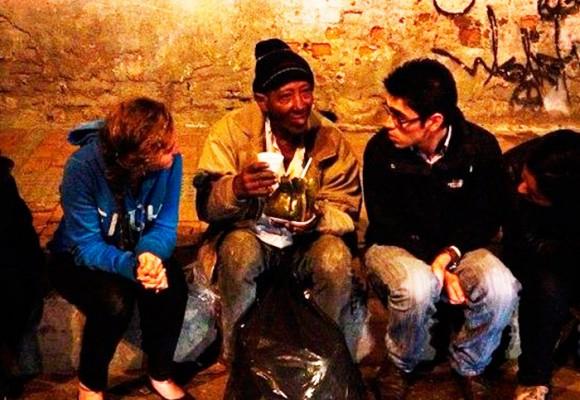 Seis horas con los del Bronx: no son como los pintan