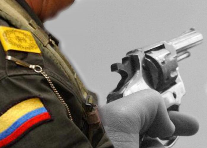 Policía dispara a persona inocente en Arauca y niega primeros auxilios