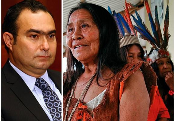 Golpe a los indígenas y apoyo de Pretelt a ley Zidres