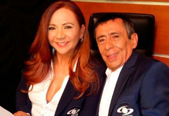 Los desesperantes gritos de 'Goga' y 'Rubencho' en el Canal Caracol