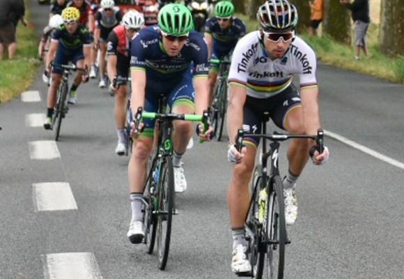 Tour de Francia: Michael Matthews se impone entre los guepardos
