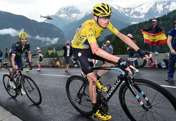 Tour de Francia: '¡Por fin llegaron las emociones!'