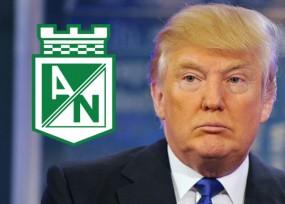 Cuando Donald Trump quiso comprar al Atlético Nacional