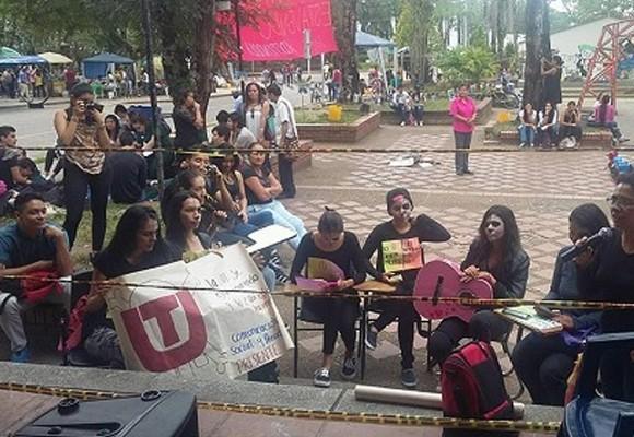 Se levanta huelga de hambre en la Universidad del Tolima