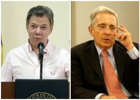 Gira internacional le evita a Uribe el encuentro con Santos en los 25 años de la Constitución