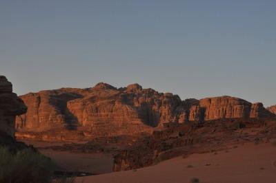 Wadi Ram. Foto: Víctor de Currea-Lugo