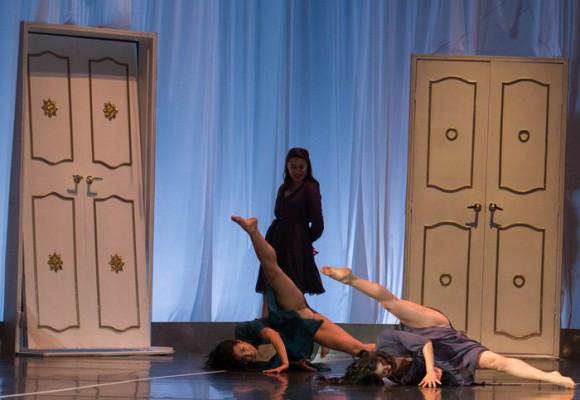 'El Vuelo de los Peces' regresa al teatro Jorge Eliécer Gaitán de Bogotá