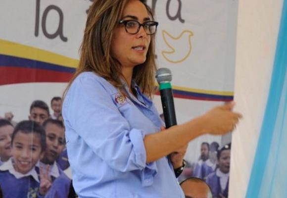La mano dura de Gina Parody llegó a La Guajira