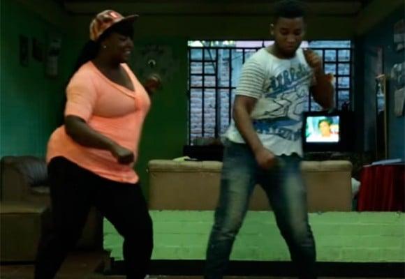 VIDEO: Angélica, la bailarina que le arranca jóvenes a la calle