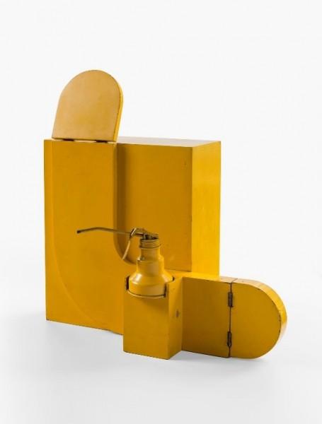 Bernardo Salcedo, Caja amarilla, 1969: 26 millones de pesos.