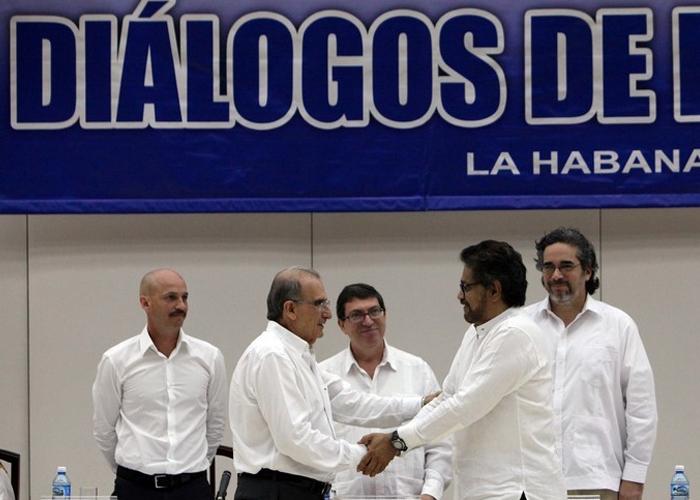 El acuerdo con las Farc nos da la posibilidad de construir la Colombia que queremos
