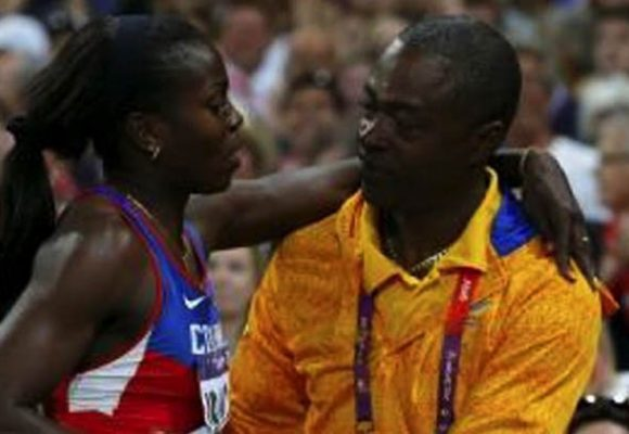 El estricto cubano que convirtió a Catherine Ibarguen en un monstruo del atletismo