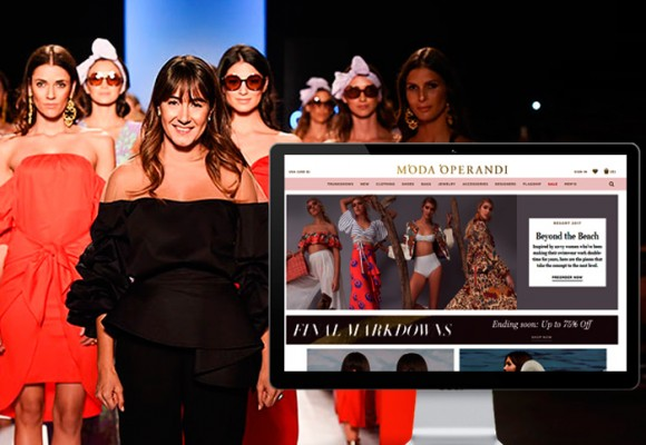 Alta costura en línea: Johanna Ortiz y otros cuatro colombianos lograron entrar a Moda Operandi