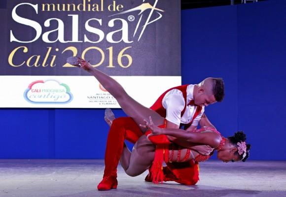 Se prendió el Festival Mundial de Salsa 2016