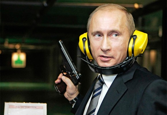 Vladimir Putin: un nuevo Hitler amenaza a Europa
