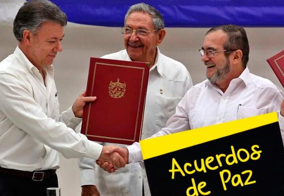 Los Acuerdos de paz para Dummies
