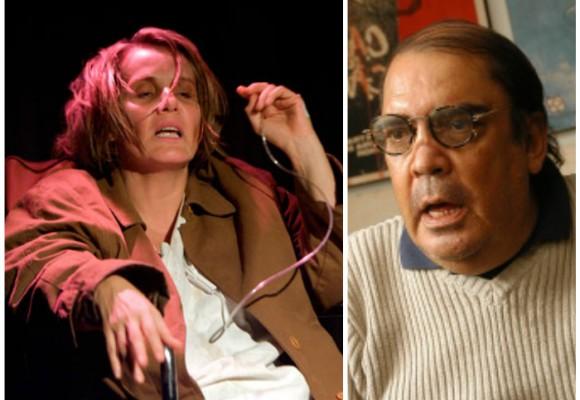Alejandra Borrero se vuelve Carlos Mayolo para cumplirle su último deseo