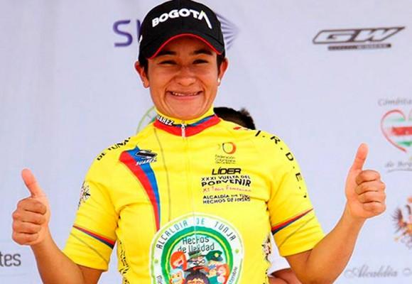 La otra versión de lo que habría ocurrido con la ciclista Ana C. Sanabria