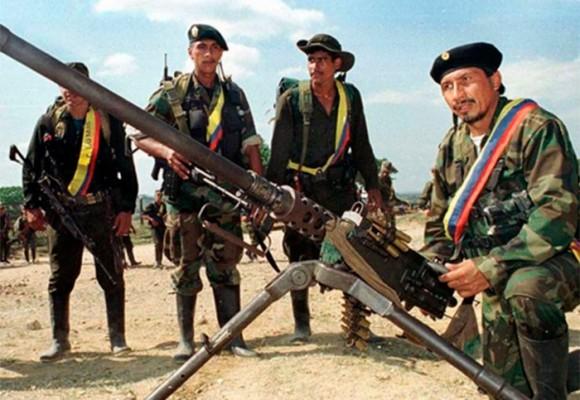 Qué pasará con las armas y la artillería de las Farc