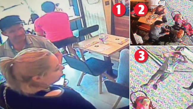 El video del robo a reportero en los Olímpicos de Río por más de USD40.000