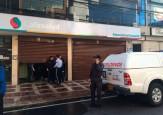 Sedes de Cafesalud y Salud Total en Bogotá son blanco de explosiones