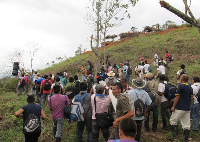 Crece malestar campesino en el Caquetá por impacto de petroleras