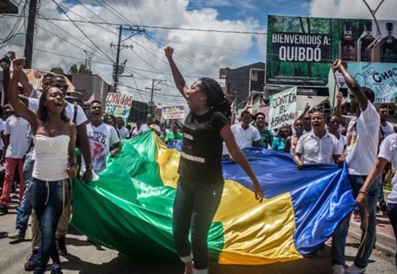El Chocó sigue en paro luego de 49 años