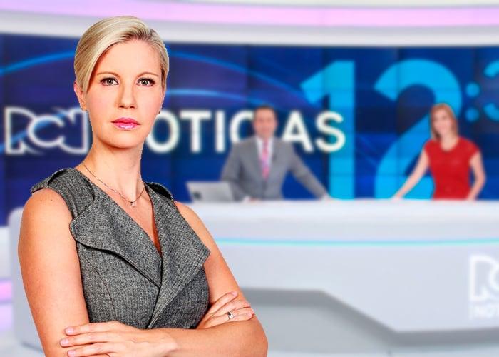 El uribismo de Claudia Gurisatti se nota en Noticias RCN