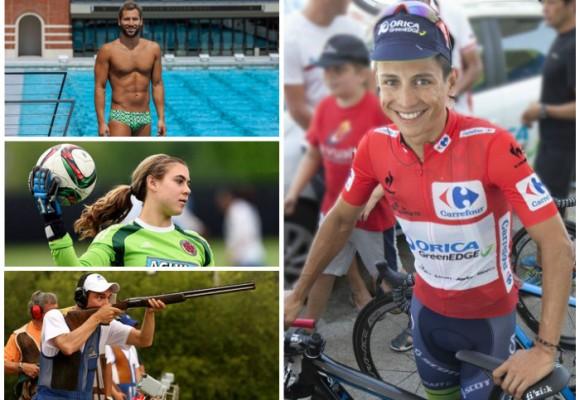 La cara de Bogotá en los Juegos Olímpicos de Río 2016