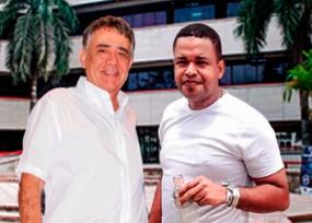 Las amistades peligrosas de Yahir Acuña en la gobernación de Edgar Martínez