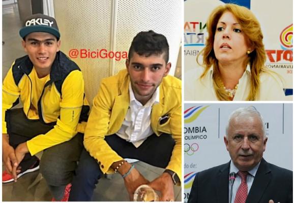 Segundo descuido de Coldeportes y el Comité Olímpico con el campeón mundial Fernando Gaviria