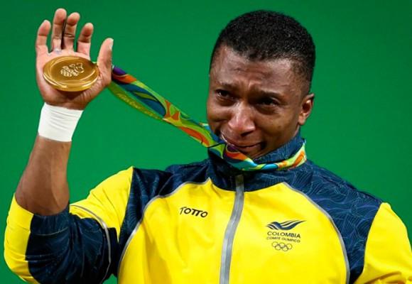 Óscar Figueroa: desplazado, soldado y medalla de oro Olímpica