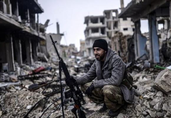 La guerra en Siria: 5 años de balas, bombas y muertos