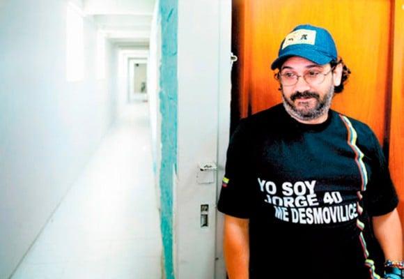 Jorge 40 rompe su silencio desde su prisión en Estados Unidos