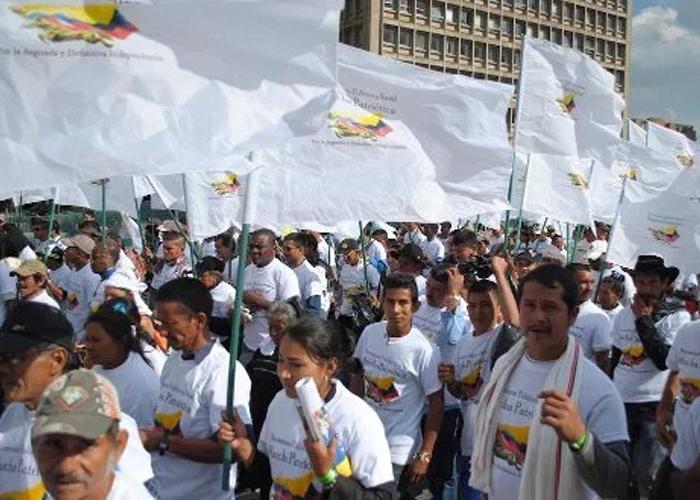 Continúan los asesinatos contra líderes de Marcha Patriótica