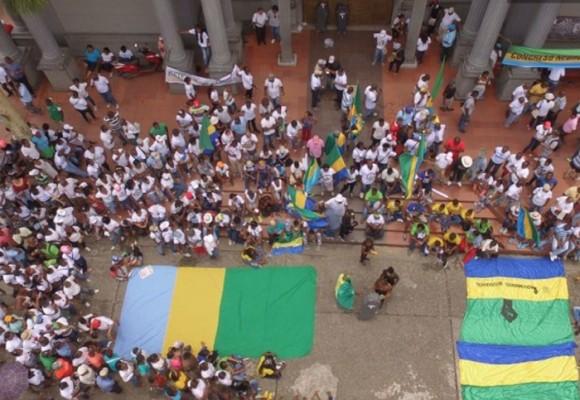Colombia y su pasividad política