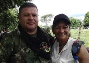 Reaparece la viuda de Manuel Marulanda en el Tolima