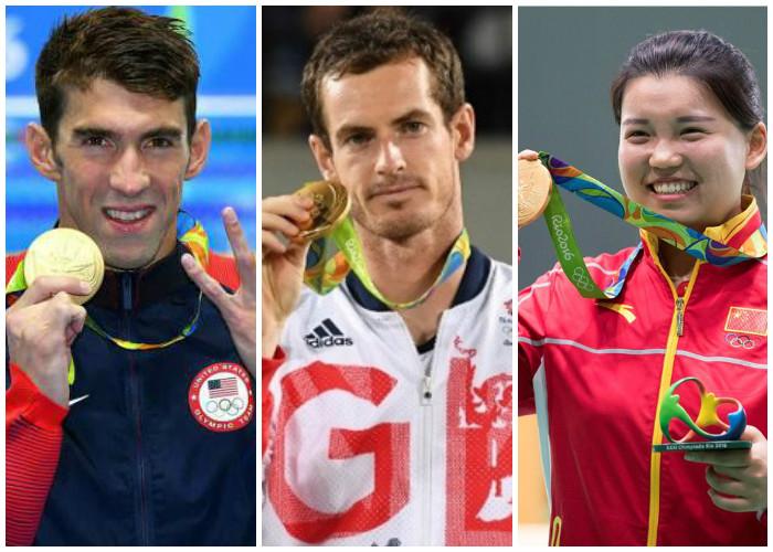 Geopolítica de la medallería Olímpica