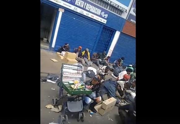 Video: Peñalosa desalojó el Bronx para trasladar a los indigentes al 7 de Agosto