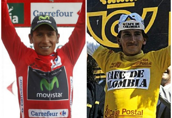 Lagos de Covadonga: el lugar donde el ciclismo colombiano se hizo grande