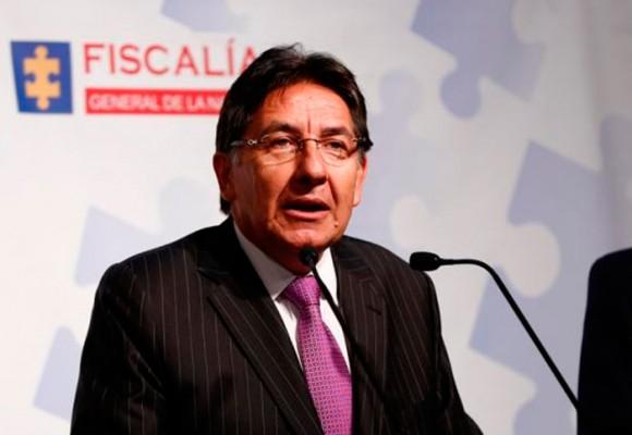 Fiscal Néstor Humberto Martínez se estrena internacionalmente en Washington