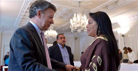 Tutelatón de Oneida Pinto para recuperar su cargo de gobernadora