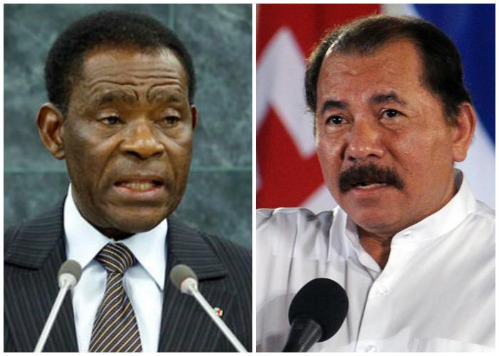 Nicaragua y Guinea Ecuatorial: dos dinastías ladronas