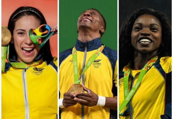 La fuerza paisa que coronó a Colombia en los Olímpicos