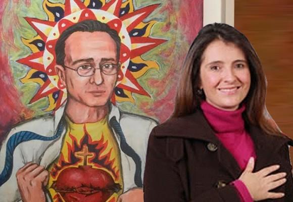 La devoción de Paloma Valencia por Álvaro Uribe