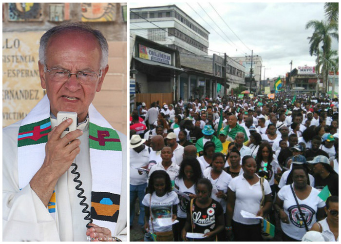 """Alarma de la iglesia: """"el Chocó y Urabá cercados por los nuevos paramilitares"""""""